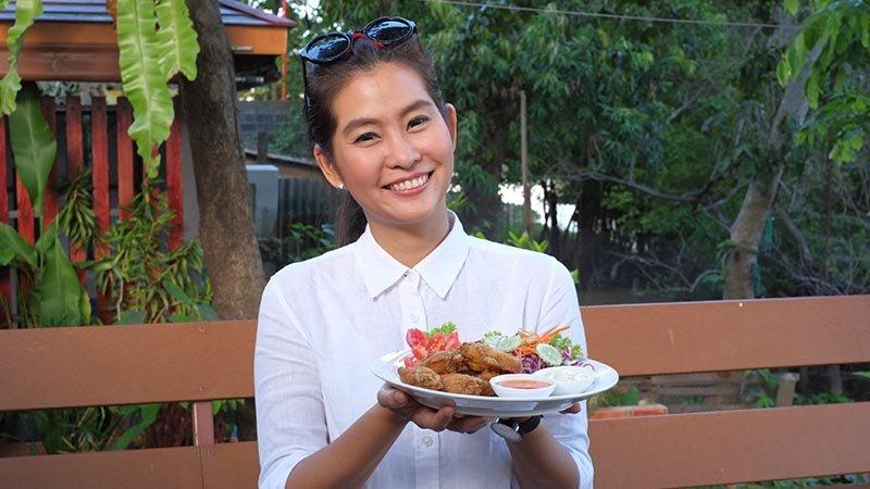 เที่ยวไทยไม่ตกยุค - อิ่มละมุน หอมสมุนไพรในปราจีนบุรี จ.ปราจีนบุรี