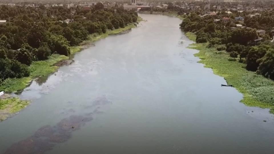ร้องทุก(ข์) ลงป้ายนี้ - ตรวจสอบปล่อยน้ำเสียลงแม่น้ำแม่กลอง อ.โพธาราม จ.ราชบุรี