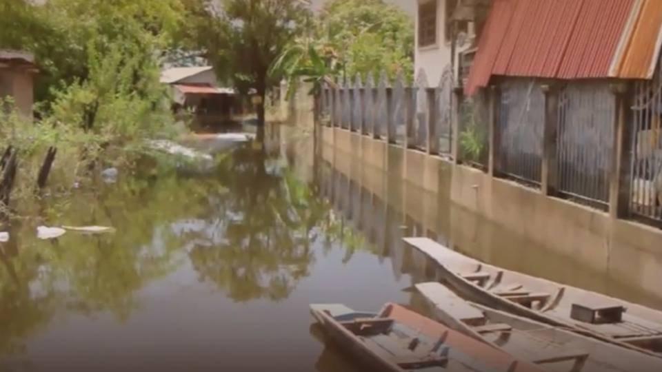 สถานีประชาชน - ผลกระทบพายุทกซูรี