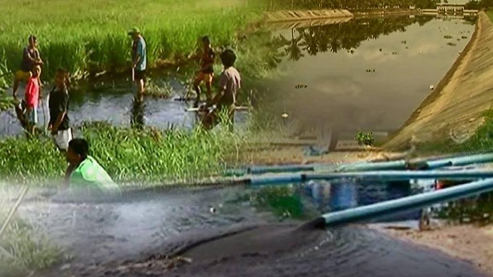 ร้องทุก(ข์) ลงป้ายนี้ - น้ำป่าและน้ำเสียจากโรงงานท่วมชุมชน อ.ด่านช้าง จ.สุพรรณบุรี