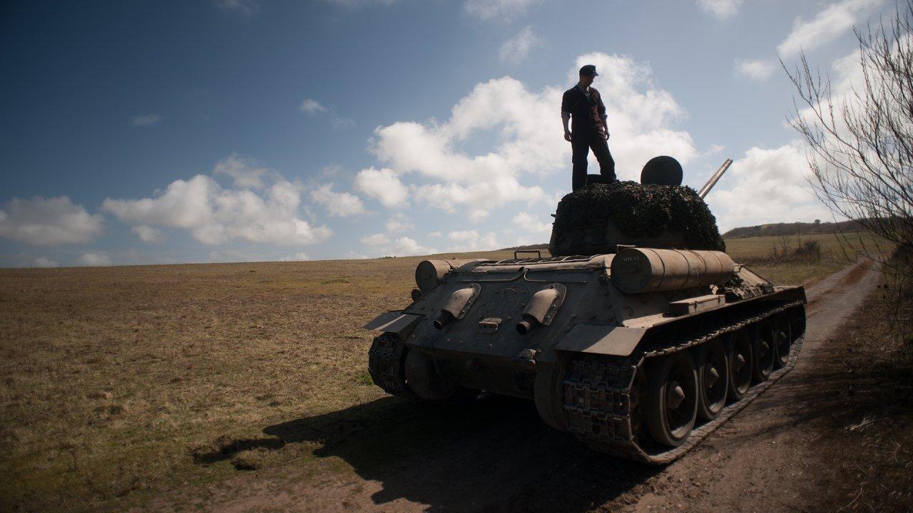 โลกหลากมิติ - อลังการงานสร้างของนาซี ตอน รถถังยักษ์