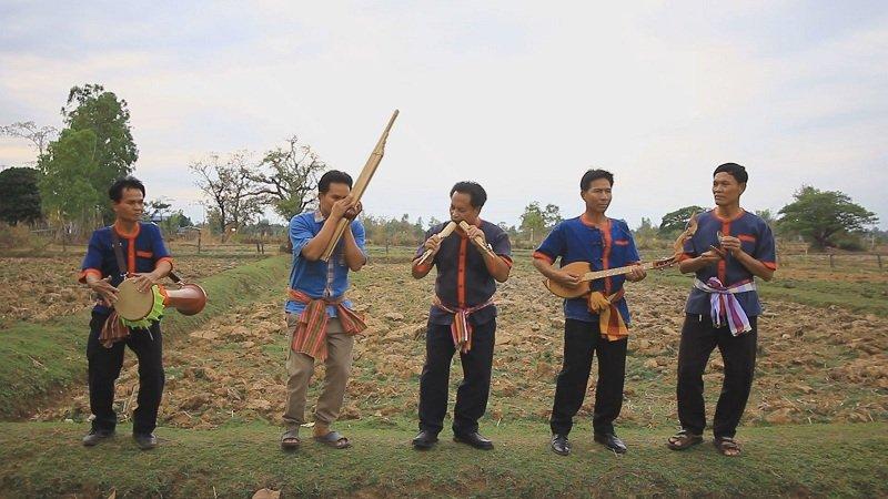 ทั่วถิ่นแดนไทย - วิถีแห่งเสียงแคน บ้านท่าเรือ จ.นครพนม