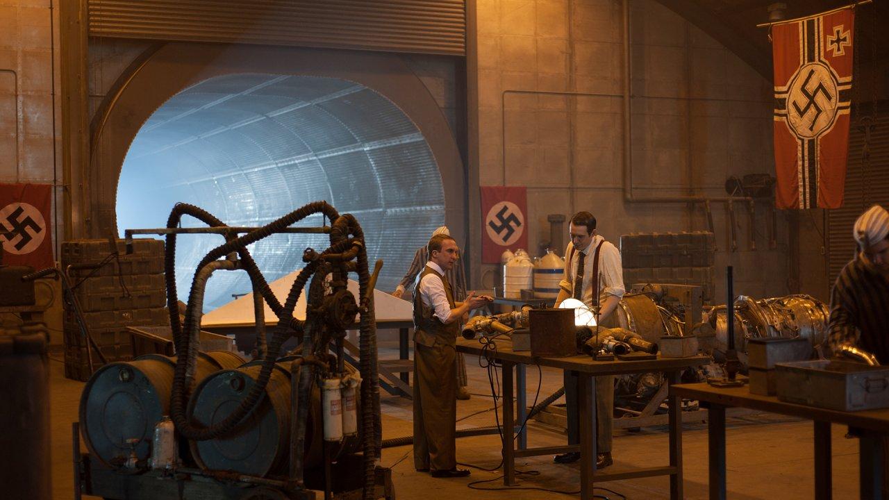 โลกหลากมิติ - อลังการงานสร้างของนาซี ตอน จรวด วี 2
