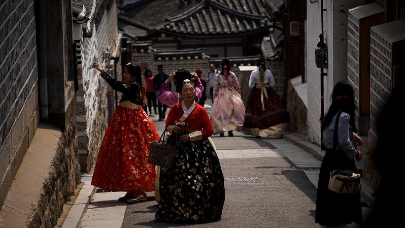 Spirit of Asia - วัฒนธรรมรวมชาติเกาหลี