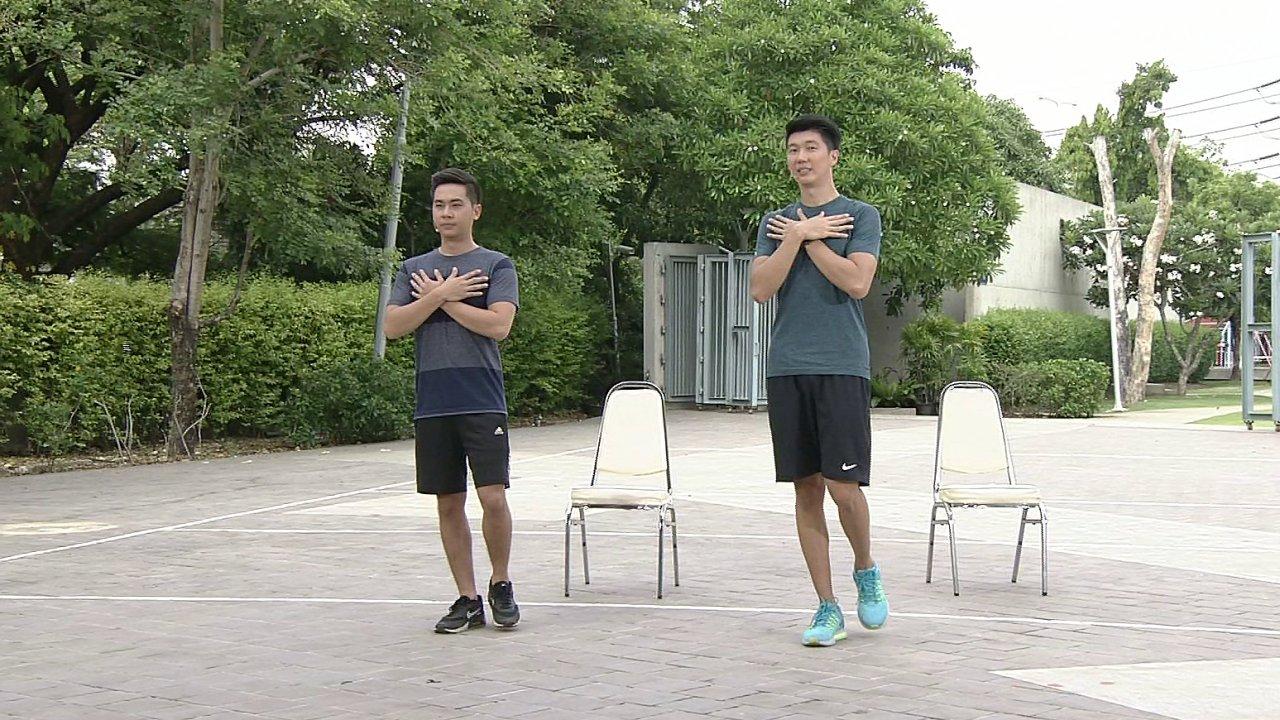 ข.ขยับ - บริหารสร้างความแข็งแรงให้ข้อเท้า