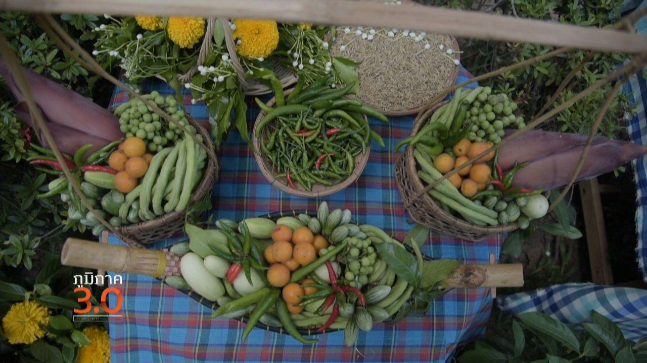 ภูมิภาค 3.0 - รอยทางที่พ่อสร้างไว้, เกษตรท่าลี่ เฮ็ดดีมีสุข, สุข(ภาพ)ชาวเล