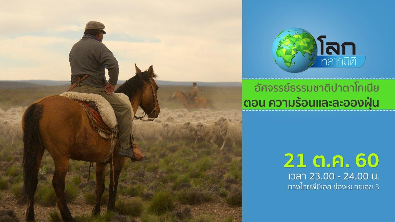 โลกหลากมิติ - อัศจรรย์ธรรมชาติปาตาโกเนีย ตอน ความร้อนและละอองฝุ่น