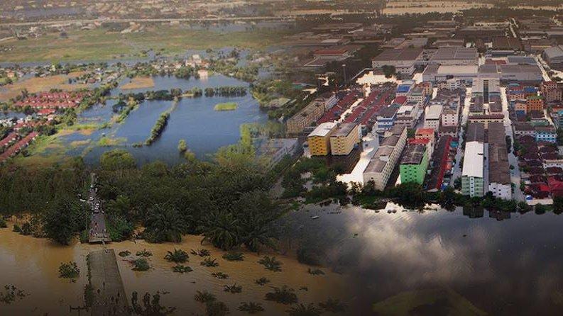 สถานีประชาชน - สถานการณ์น้ำ รับมือพายุเข้าอ่าวไทย