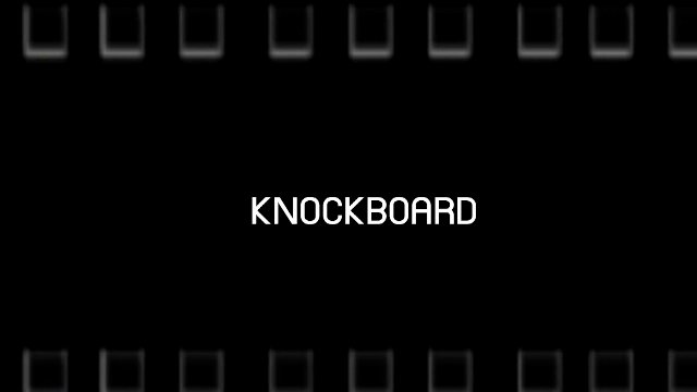 Talk to Films หนังเล่าเรื่อง - knockboard