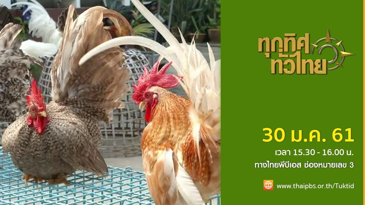 ทุกทิศทั่วไทย - ประเด็นข่าว (30 ม.ค. 61)