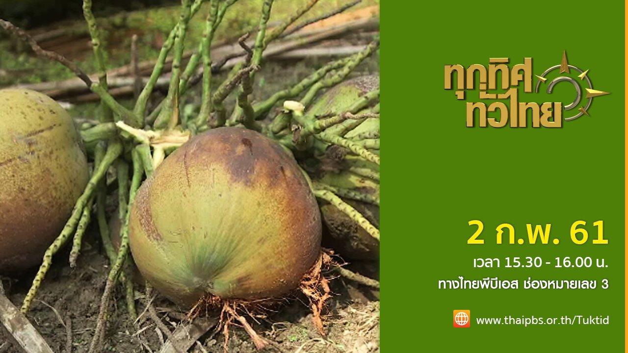 ทุกทิศทั่วไทย - ประเด็นข่าว ( 2 ก.พ. 61)
