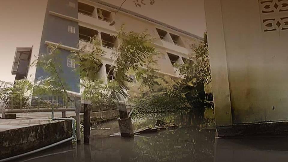 ร้องทุก(ข์) ลงป้ายนี้ - ผลกระทบน้ำเสียจากห้องพักไหลเข้าบ้าน เขตบางพลัด กรุงเทพมหานคร