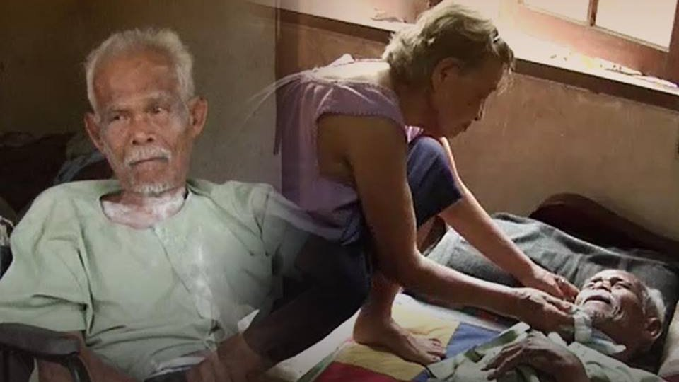 ร้องทุก(ข์) ลงป้ายนี้ - ชายวัย 82 ปี ป่วยประกาศตามหาลูกอยากให้มาดูแล จ.นครปฐม