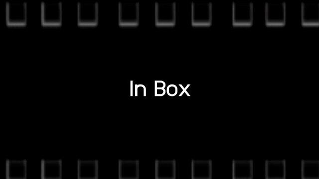 Talk to Films หนังเล่าเรื่อง - In Box