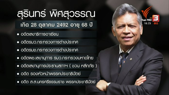 ข่าวค่ำ มิติใหม่ทั่วไทย - ประเด็นข่าว (30 พ.ย. 60)
