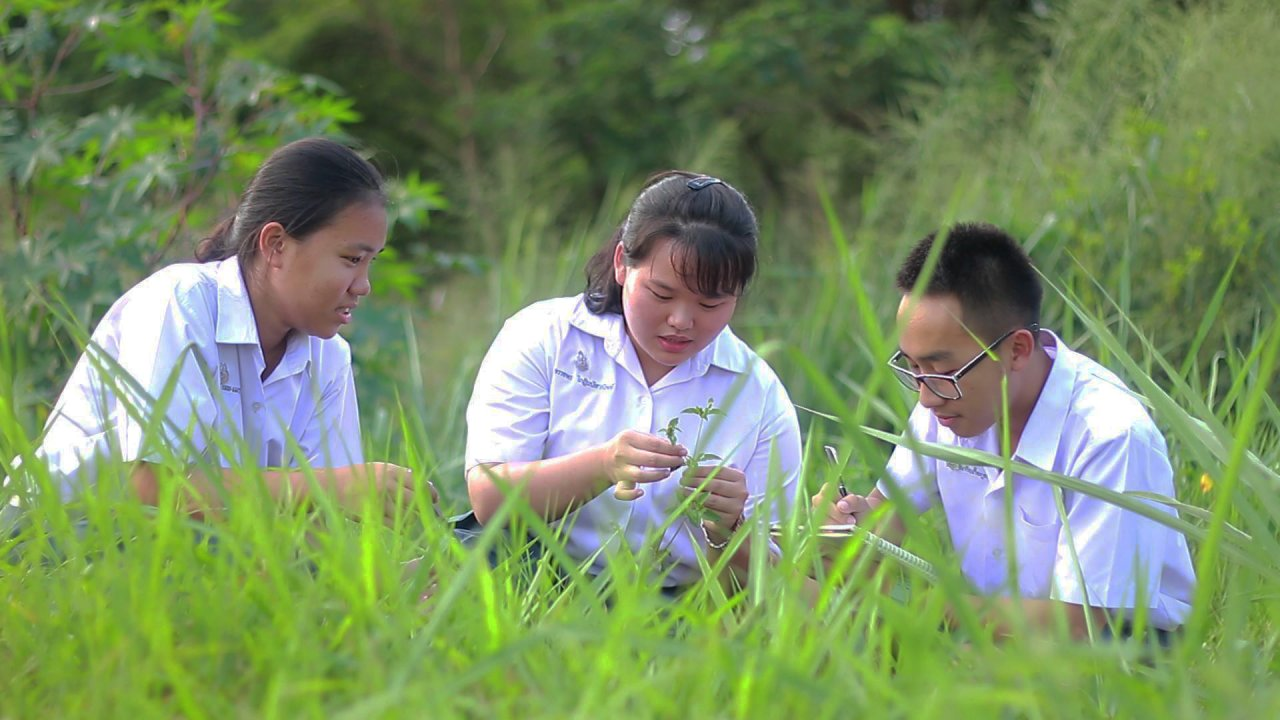 สามัญชนคนไทย - พลังเด็ก ระดับโลก