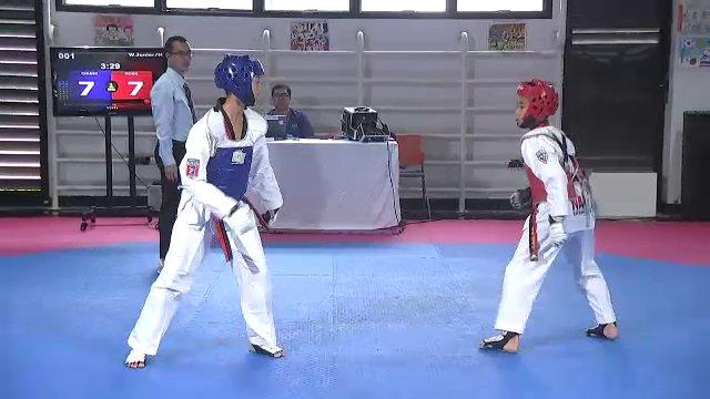 เทควันโด เกมนักสู้ มุ่งสู่ฝัน - บรรยากาศฝึกซ้อมแบบทีมชาติ