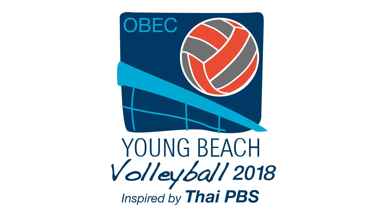 OBEC Sports Inspired by Thai PBS 2018 - ​OBEC Young Beach Volleyball Inspired by Thai PBS 2018