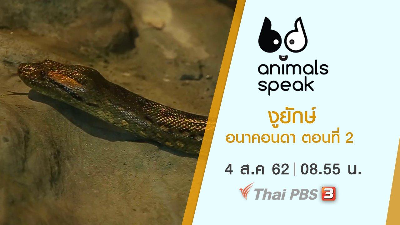 Animals Speak - งูยักษ์อนาคอนดา ตอนที่ 2