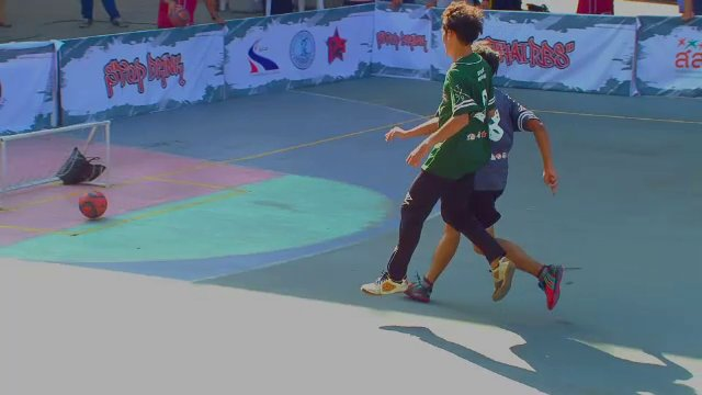 Street Football 3 on 3 เกมคนกล้า ตามล่าฝัน - สนามที่ 1 ชิงแชมป์รุ่นอายุไม่เกิน 16 ปี