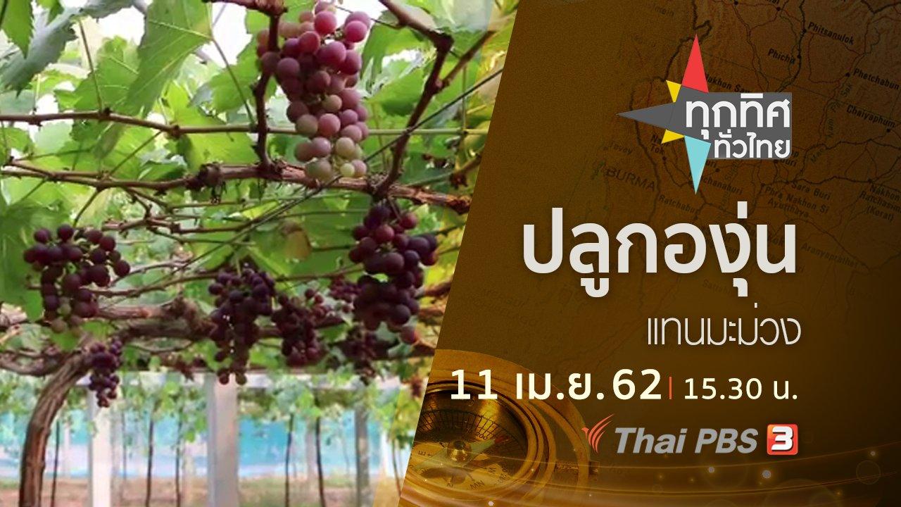 ทุกทิศทั่วไทย - ประเด็นข่าว (11 เม.ย. 62)