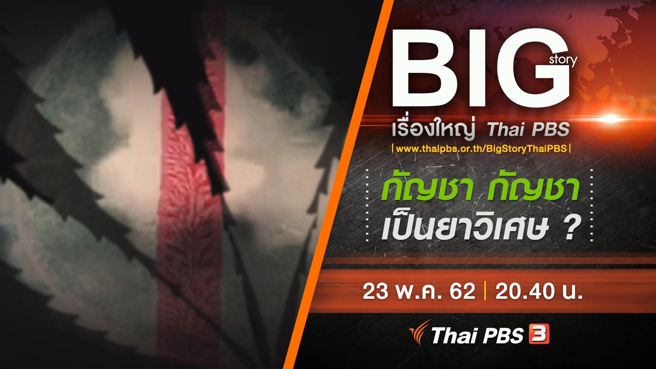 Big Story เรื่องใหญ่ Thai PBS - กัญชา กัญชา เป็นยาวิเศษ ?