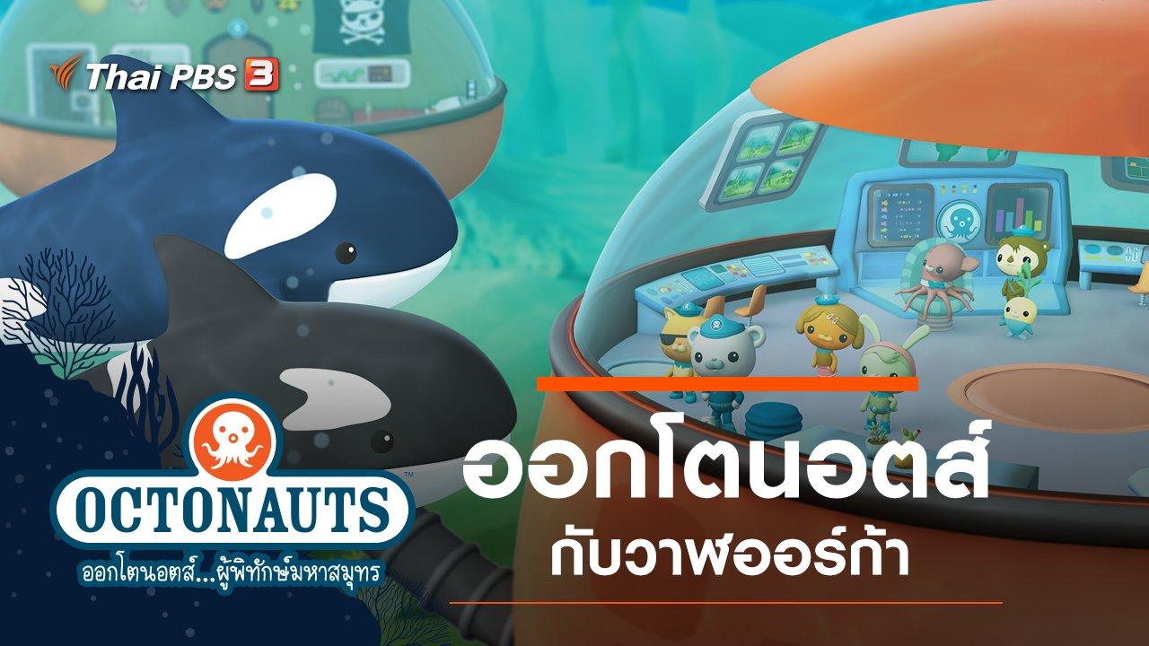 ออกโตนอตส์...ผู้พิทักษ์มหาสมุทร - ออกโตนอตส์กับวาฬออร์ก้า