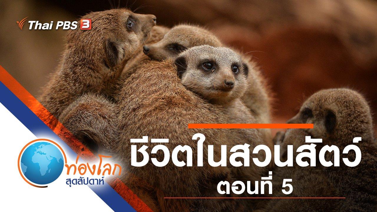 ท่องโลกสุดสัปดาห์ - ชีวิตในสวนสัตว์ ตอนที่ 5