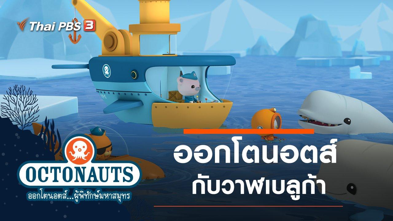 ออกโตนอตส์...ผู้พิทักษ์มหาสมุทร - ออกโตนอตส์กับวาฬเบลูก้า