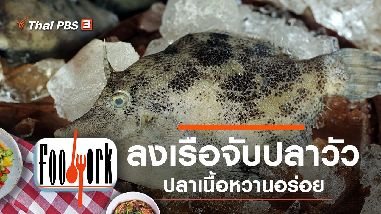 Foodwork - ปลาวัว
