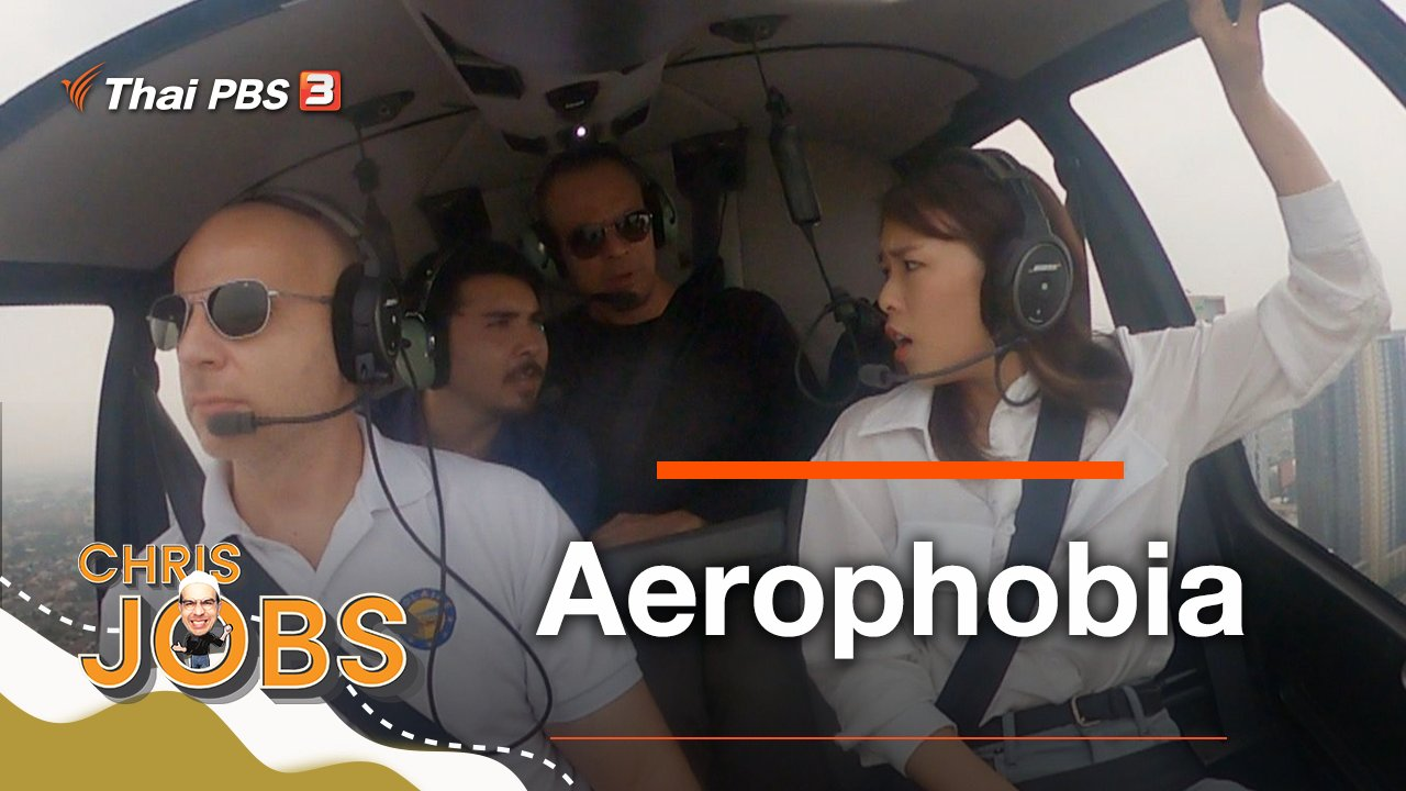 Chris Jobs - Aerophobia
