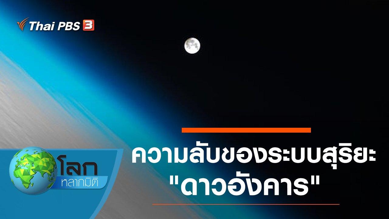โลกหลากมิติ - ความลับของระบบสุริยะ ตอน ดาวอังคาร