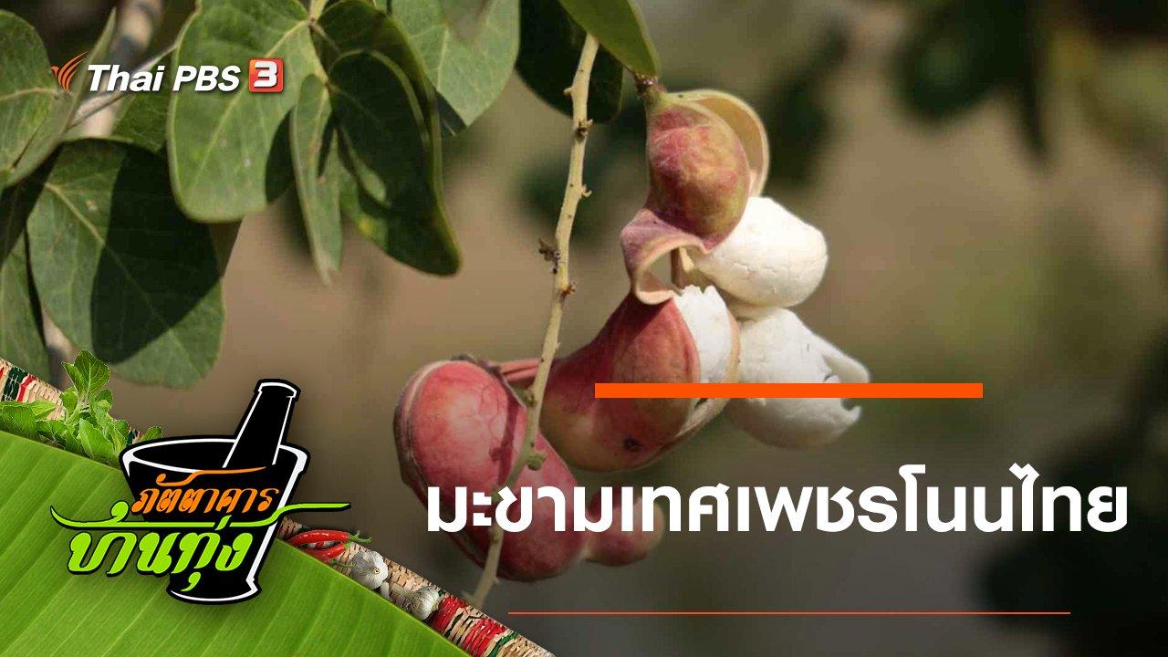 ภัตตาคารบ้านทุ่ง - มะขามเทศเพชรโนนไทย