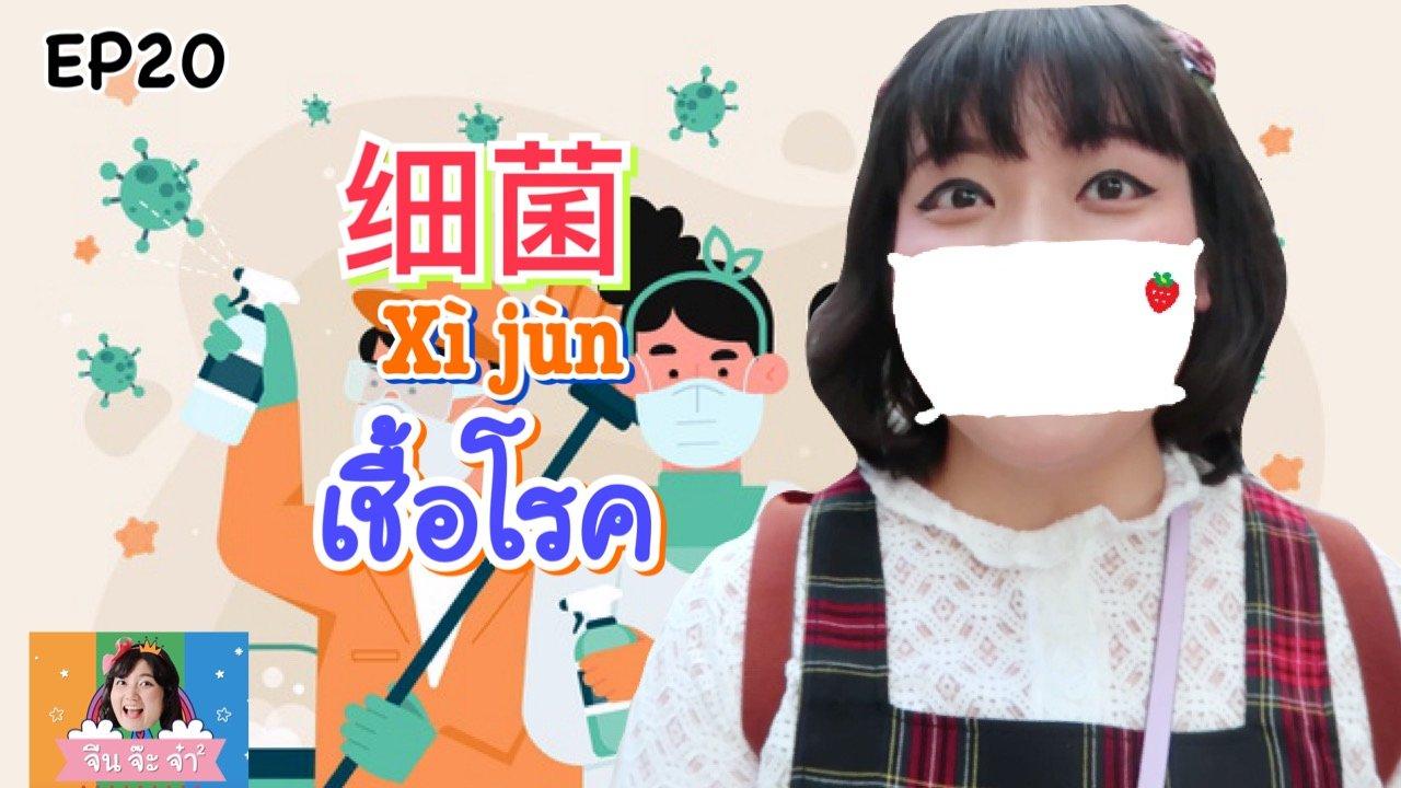 จีนจ๊ะจ๋า - คำศัพท์เกี่ยวกับเชื้อโรค
