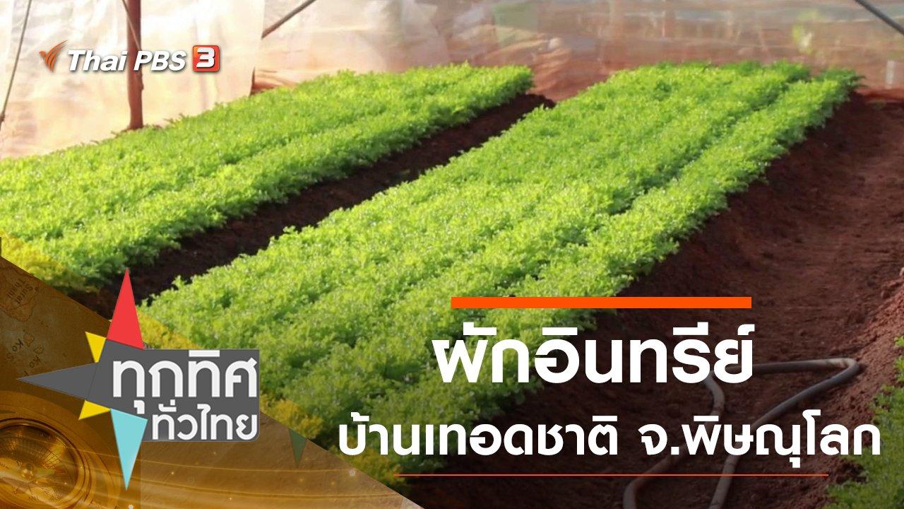 ทุกทิศทั่วไทย - ผักอินทรีย์บ้านเทอดชาติ จ.พิษณุโลก