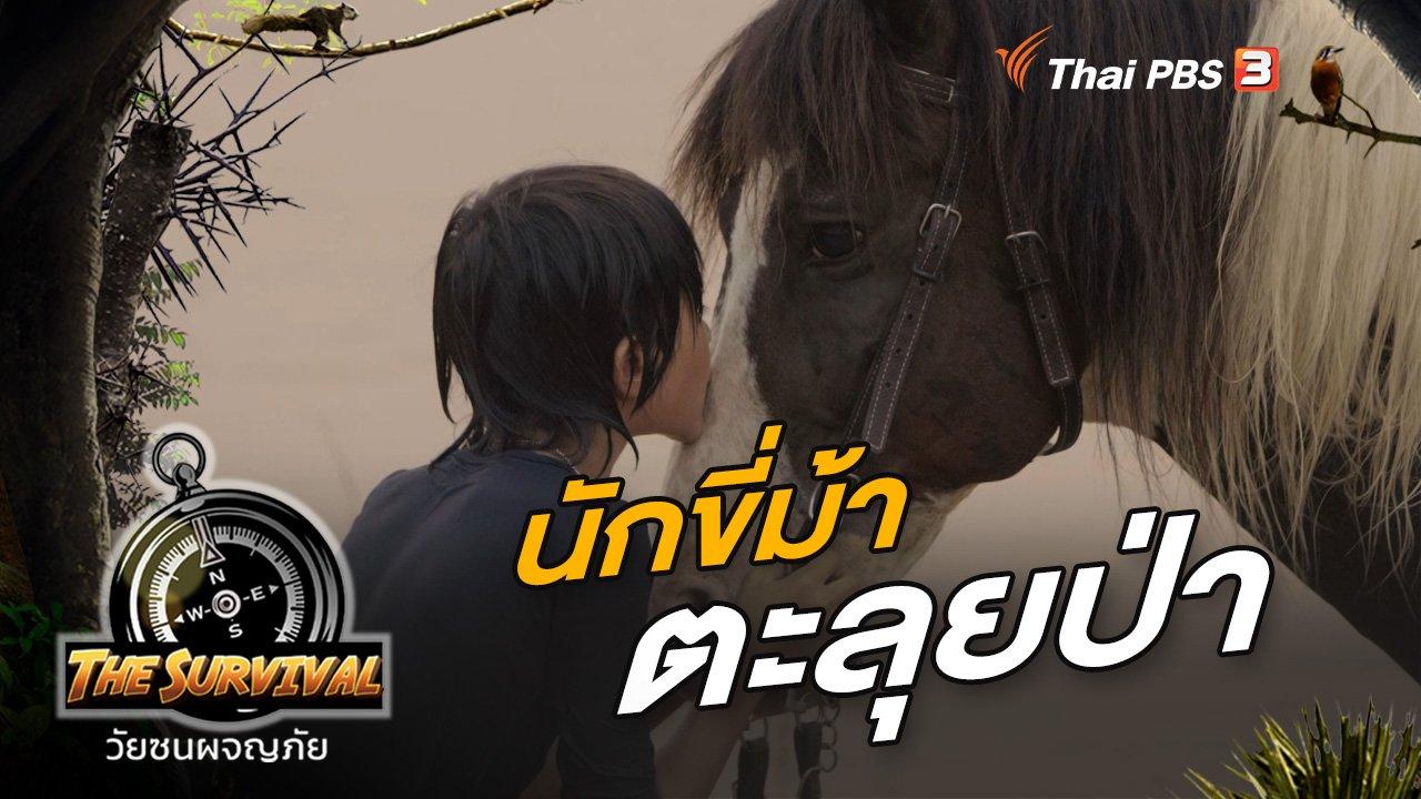 The Survival วัยซนผจญภัย - นักขี่ม้า ตะลุยป่า
