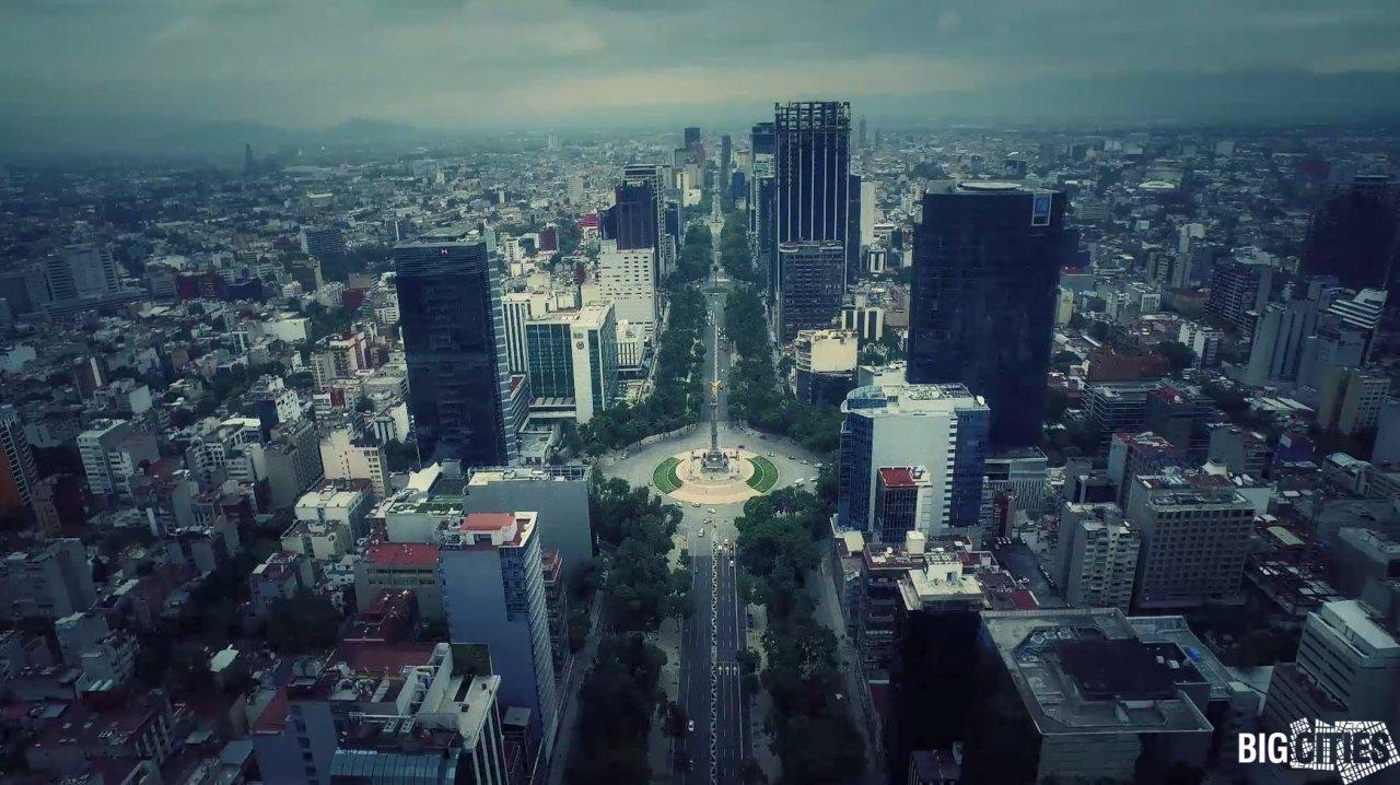 Big Cities ย่ำมาหานคร EP10: เม็กซิโกซิตี้