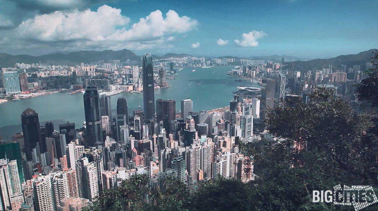 Big Cities ย่ำมาหานคร EP6: ฮ่องกง