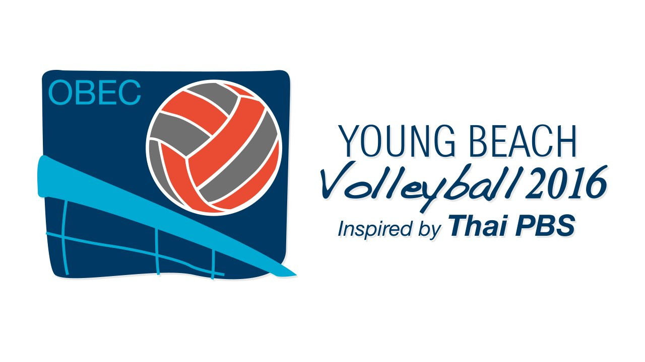 OBEC Young Beach Volleyball 2016 Inspired by Thai PBS