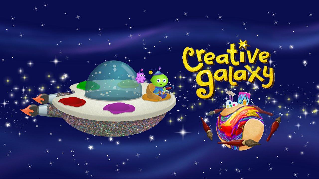 Creative Galaxy  ผจญภัยในกาแล็กซี