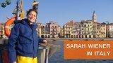 ซาร่าห์ท่องอิตาลี  SARAH WIENER IN ITALY