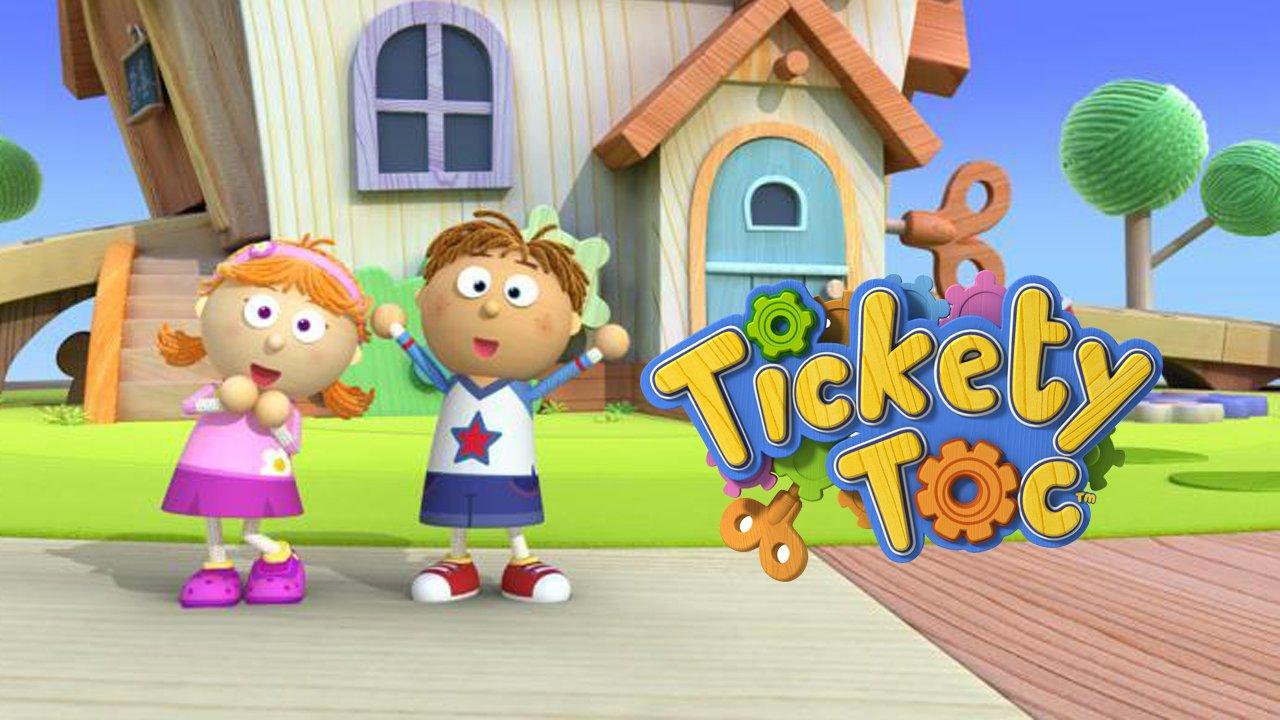 Tickety Toc  ฝาแฝดผจญภัย