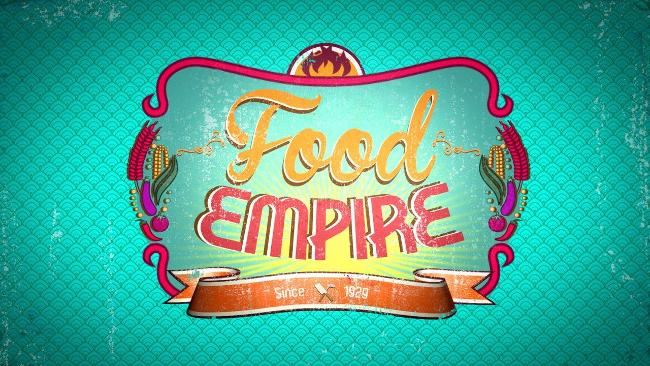 อาณาจักรอาหาร  Food Empire