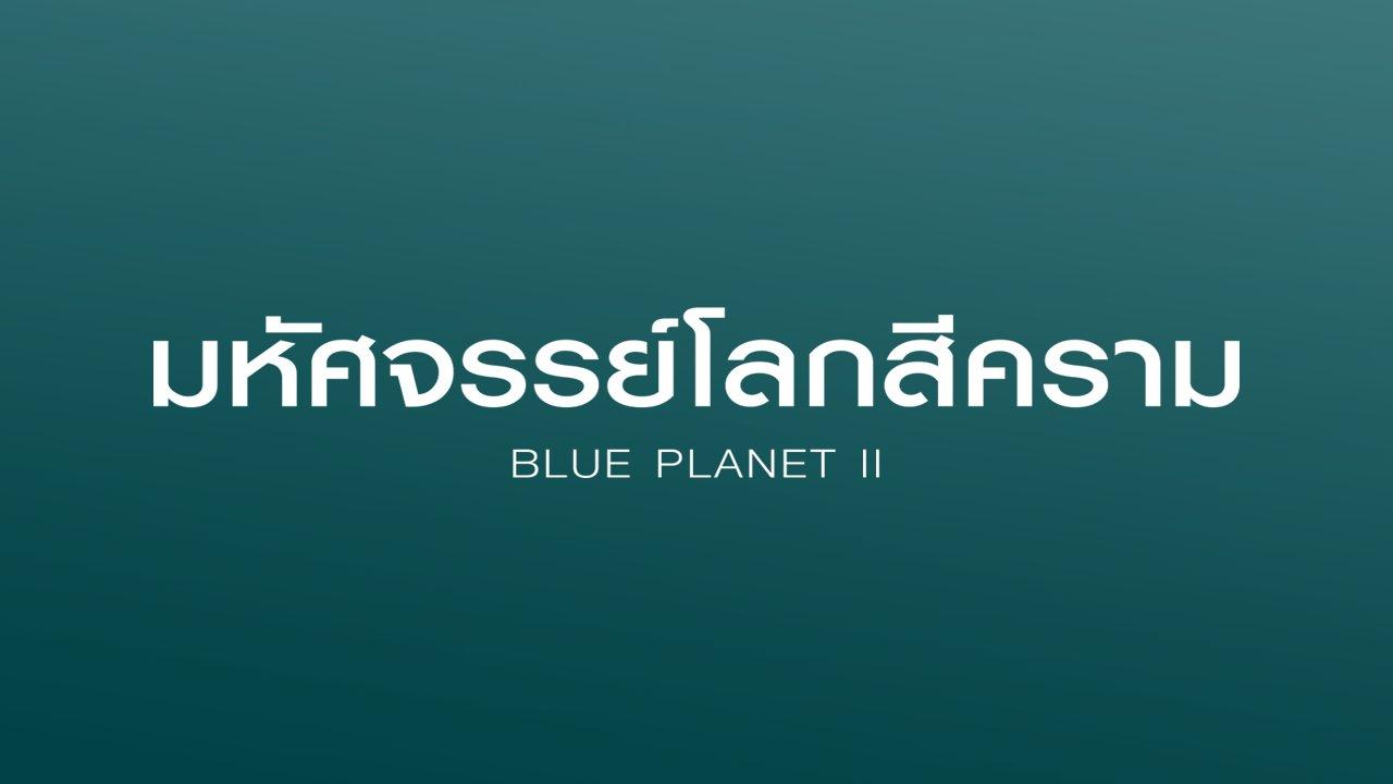 มหัศจรรย์โลกสีคราม BLUE PLANET II