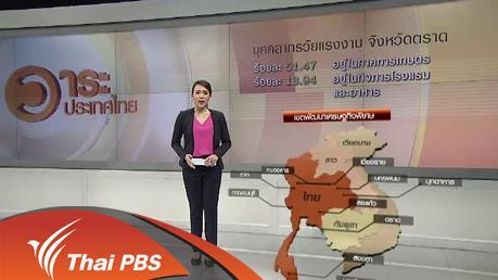 วาระประเทศไทย - พัฒนาแรงงานในเขตเศรษฐกิจพิเศษตัวอย่าง