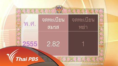 วาระประเทศไทย - นิยามครอบครัวในสังคมไทย