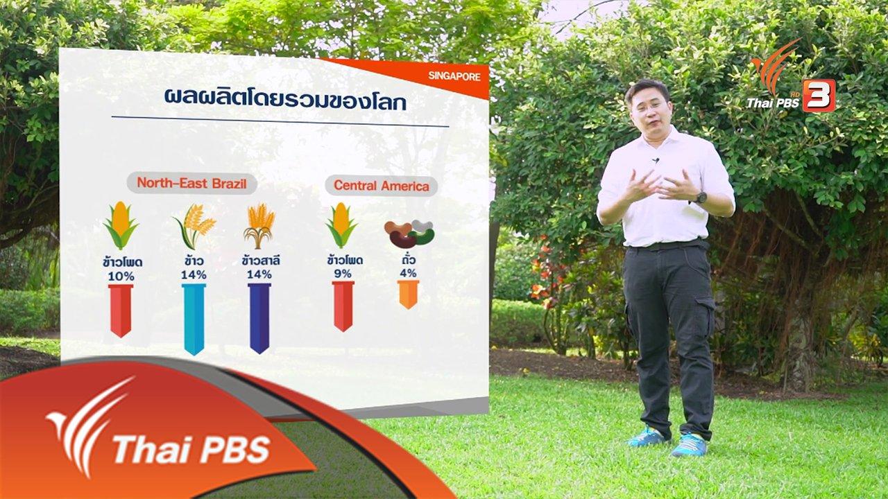 AEC Business Class  รู้ทันเออีซี - ครานจิ แหล่งอาหารแห่งสิงคโปร์