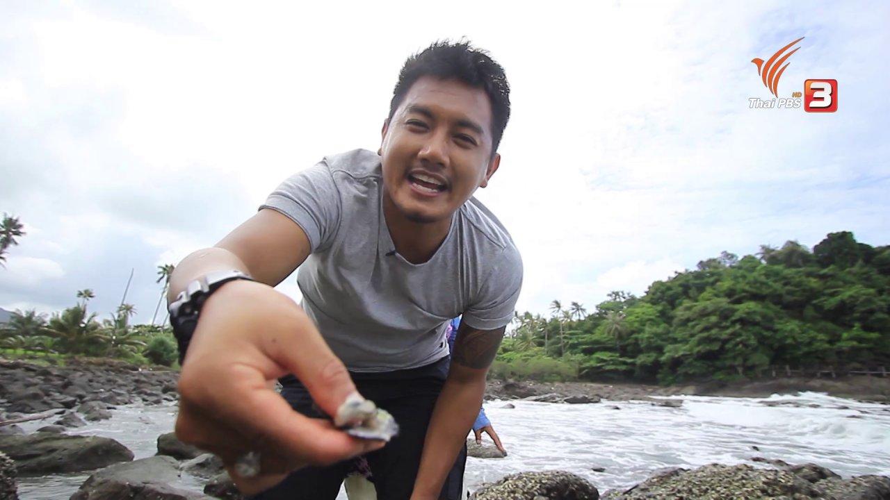 ทั่วถิ่นแดนไทย - อิ่มสุขที่บ้านบางเบ้า หุบเขาล้อมทะเล จ.ตราด