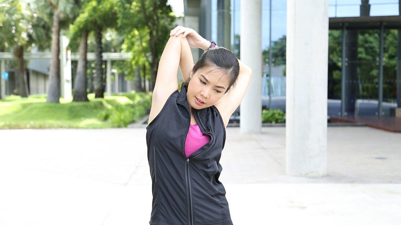 คนสู้โรค - ฝึกวิ่งให้ดีต่อสุขภาพ