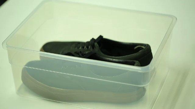 ท้าให้อ่าน ยกทีม - ท้าให้อ่าน : วิธีที่ไม่ควรทำในการเก็บรักษารองเท้าผ้าใบ (10 ก.ย. 59)